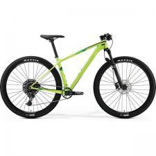 Велосипед Merida Big Nine 4000 SilkGreen (DarkGreen) 2019