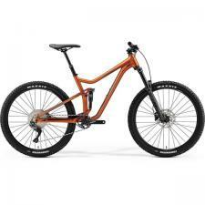 Велосипед Merida One-Forty 400 SilkCopper (DarkSilver) 2019