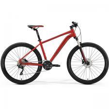 Велосипед Merida Big Seven 80-D SilkRed (DarkRed) 2019