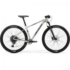 Велосипед Merida Big Nine NX Edition SilkTitan (Silver) 2019