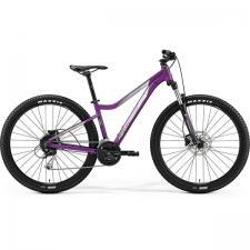 Велосипед Merida Juliet 7.100 Silk Violett (Grey/White) 2019