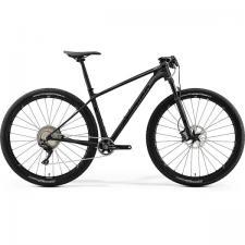 Велосипед Merida Big Nine 7000 MattUD (GlossyBlack)  2019