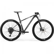 Велосипед Merida Big Nine 6000 DarkSilver (Silver) 2019