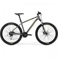 Велосипед Merida Big Seven 100 MattGrey/Yellow (DarkGrey) 2019
