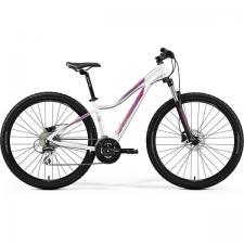 Велосипед Merida Juliet 7.20-D PearlWhite (Pink) 2019