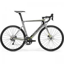 Велосипед Merida REACTO Disc-5000 MattMetallicGrey Black (Green) 2019
