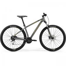 Велосипед Merida Big Nine 100 MattGrey (Yellow/DarkGrey) 2019