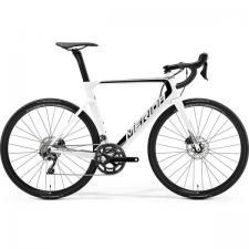 Велосипед Merida REACTO Disc-5000 PearlWhite Black (Grey) 2019