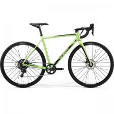 Велосипед Merida Mission СХ600 LightGreen (Black) 2019
