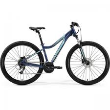 Велосипед Merida Juliet 7.40-D DarkBlue (Teal) 2019