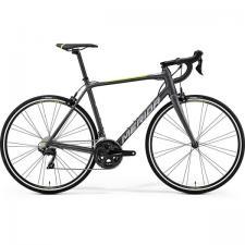 Велосипед Merida SCULTURA 400 MattDarkSilver (Green) 2019
