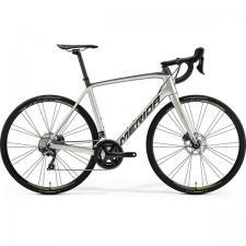 Велосипед Merida SCULTURA Disc 5000 SilkTitan (Green) 2019